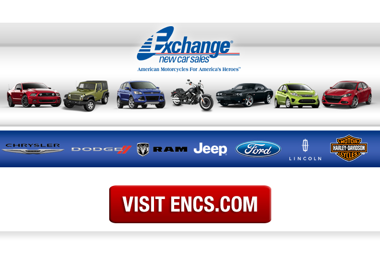 2013 Exchange New Car Sales